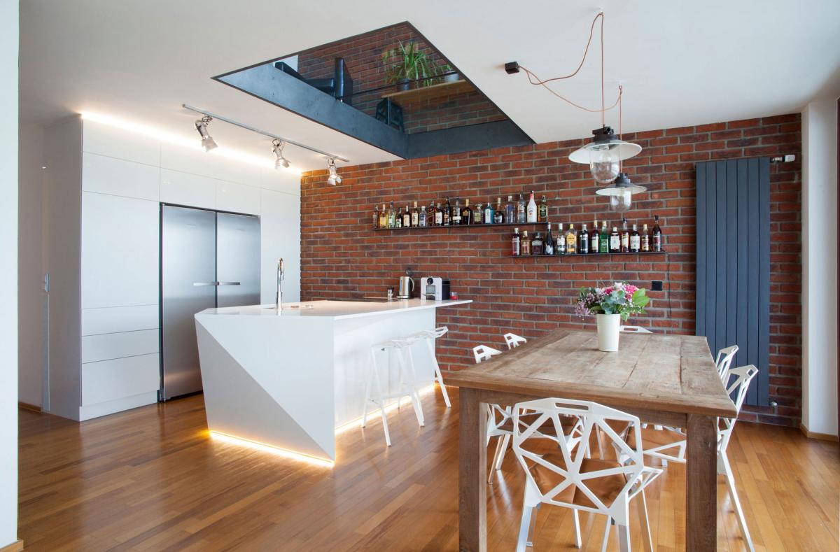 Exposed Brick Wall Inspiration Exposed Brick Clay Brick Association Of South Africa