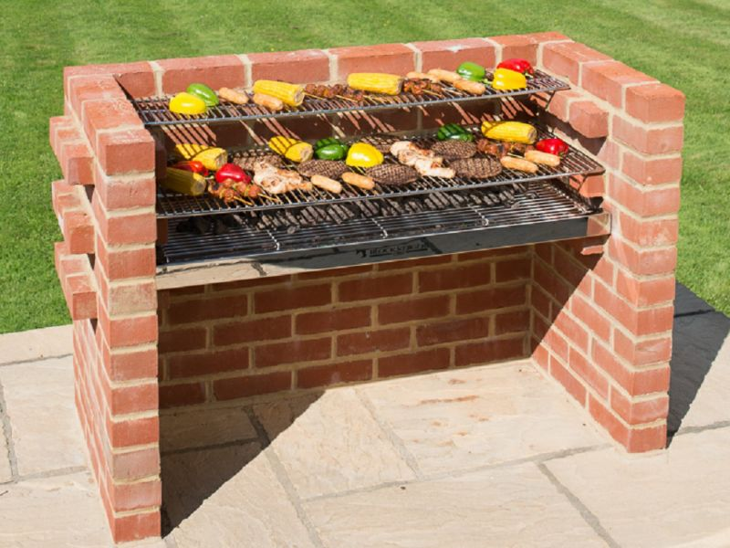 Barbeques, Braais & Firepits | Clay Brick Association of