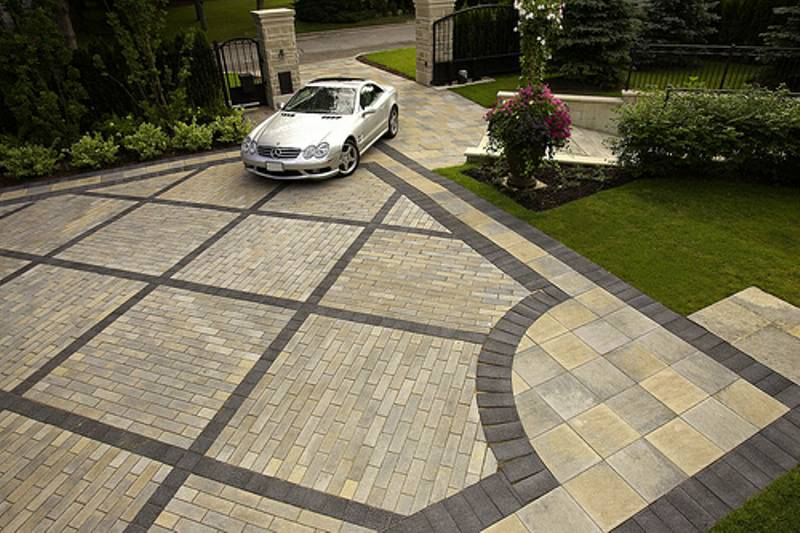 Diy Paving Project Ideas Clay Brick, Patio Paving Ideas South Africa