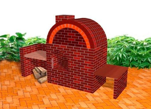 clay pizza oven instructions