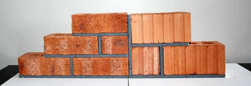 What Are The Standard Sizes Of Clay Bricks Clay Brick Association